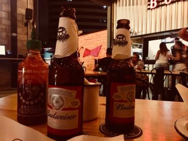 El Chancho burgers