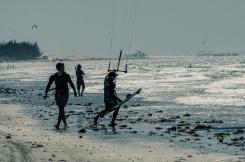 Hannes' kite lessons
